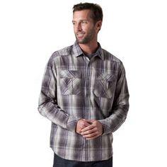 Long Sleeve Midas Shirt (Men's) #prAna at RockCreek.com