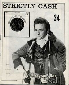 Johnny Cash Fanzine #34 July-September 1970 | eBay