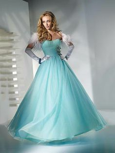 Ball Gown Sweetheart Chiffon Floor-length Sleeveless Pleats Quinceanera Dresses at sweetquinceaneradress.com