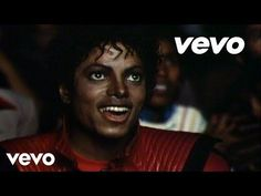 O futuro só depende de você! : Michael Jackson - Thriller