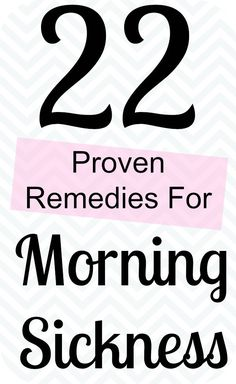 What exactly does early morning sickness actually feel like. http://www.when-does-morning-sickness-start.com/what-does-morning-sickness-feel-like.html 22 Proven #Remedies for Morning Sickness #MorningSickness,