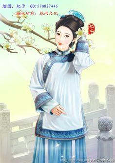 First Blooms of Spring by Feizi570827446 #Beauty #OrientalInspiredArtwork #FantasyArt #Spring