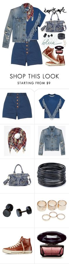 """""""14.10.15"""" by malenafashion27 ❤ liked on Polyvore featuring rag & bone, Yves Saint Laurent, ABS by Allen Schwartz, Wet Seal and Converse"""
