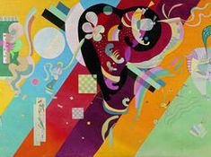 Wassily Kandinsky. Composition IX, 1936