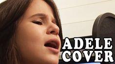 Adele SOMEONE LIKE YOU - MARINA DALMAS COVER