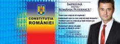Proiectul de Revizuire a Constitutiei Romaniei
