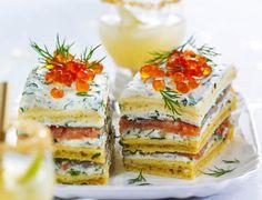 Bûchettes de saumon cibouletteDécouvrez la recette des bûchettes de saumon ciboulette