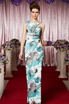Adollia dress - Avenida Santa Fe Collection (www.adollia.com)