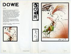 Informal Jazz (1956) by Elmo Hope Sextet. Yesterday's post made me realise I'd never looked to see how many album covers Ralph Steadman might have designed or illustrated. A quick delve into Discog...