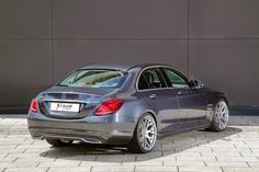 Mercedes-Benz (W205) C-Class tuned by Schmidt Revolution #mbhess #mbtuning #schmidtrevolution