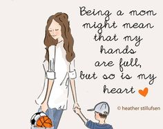 The Heather Stillufsen Collection from Rose Hill Designs Mommy Quotes, Baby Quotes, Daughter Quotes, Mother Quotes, Kid Quotes, Parenting Quotes, Kids And Parenting, Mothers Love, Happy Mothers Day