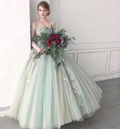 2019 Princess Light Green Prom Dress,Tulle Ball Gown with Beaded Appliques,Sweet 16 Quinceanera Dress sold by SofieDress. Shop more products from SofieDress on Storenvy, the home of independent small businesses all over the world. Tulle Ball Gown, Tulle Prom Dress, Ball Gown Dresses, Mermaid Dresses, Tulle Lace, Country Wedding Dresses, Modest Wedding Dresses, Wedding Dresses Plus Size, Prom Dresses
