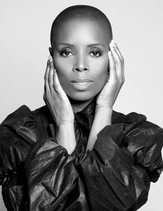 #naturalhair follow us on FB at http://www.facebook.com/nnhmd  @naturalhairimd on Twitter      Cheekbones don't come cheap.          Gorgeous Sidra Smith.          My woman are so beautiful