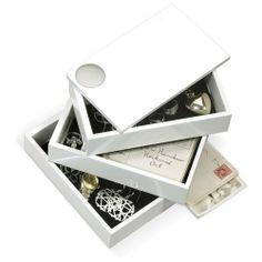 Umbra Šperkovnice Spindle bílá 308712660 S Nápady Na Skladování 557c3b6b37