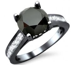 This is the ring I talked William into buying me so we have matching. Can't wait to actually get it