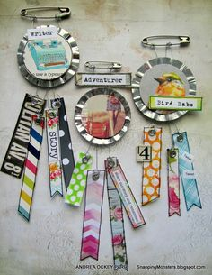 Andrea Ockey Parr for Simon Says Stamp with some embellishments; June 2016 Andrea Ockey Parr for Simon Says Stamp with some embellishments; Paper Clip, Paper Art, Paper Crafts, Diy Crafts, Scrapbooking Layouts, Scrapbook Cards, Simon Says Stamp Blog, Candy Cards, Scrapbook Embellishments