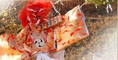 お神楽|じゃまかんばん『日本と世界の伝統写真日記』