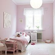 Dormitorio niña en rosa