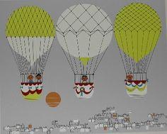 Up, Up & Away - Edie Harper