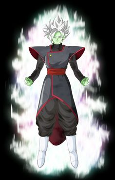 24 Best Zamasu Images Black Goku Dragons Dragon Ball Gt
