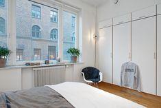 Znalezione obrazy dla zapytania sypialnia szafa garderoba