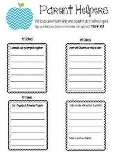 Volunteer Sign Up Template. 40 Sign Up Sheet / Sign In Sheet ...