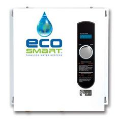 27 KW Tankless Water Heater – ECO POU 27 – EcoSmart