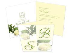 Hochzeitseinladungskarten - Romantisch