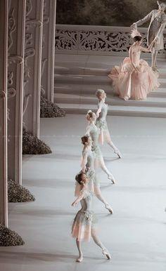 Artists of the Mikhailovsky Ballet The Sleeping Beauty Photography: ©️️ Nikolay Krusser ...