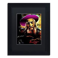 "Trademark Art ""Ordinances of the Altar"" by Lowell S.V. Devin Matted Framed Painting Print Size:"