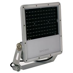 SECOM s4330581585 Projector – Industrial LED 240 V, Cool White Light, Grey