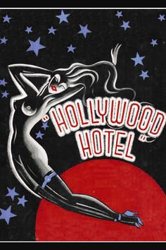Vintage Hollywood Hotel