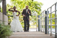 Munaluchi Bride Magazine   Jamaican Trinidadian Wedding   Real Weddings