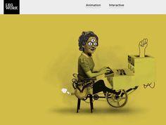 Legwork Studio / Creativity. Innovation. DIY Ethic.