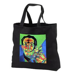 tb_18275_3 Taiche Acrylic Art - Salvador Dali Abstract - Tote Bags - Black Tote Bag JUMBO 20w x 15h x 5d 3dRose http://www.amazon.com/dp/B0050MITEM/ref=cm_sw_r_pi_dp_Lj1jvb135AHD8