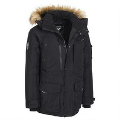 Noize 3/4 Length Hooded Winter Parka w/ Faux Fur Accents $319.99                      Our Price Now:                                           $600.00                      Comp Value Was: