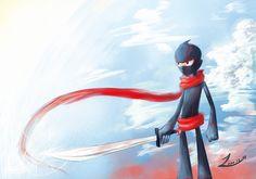 Ninja by greenbudbowl on DeviantArt