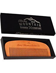 Hair Comb - Wood with Anti-Static No Snag Handmade... ** This is an Amazon Affiliate link. Continue to the product at the image link.