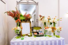 Totally Cool Eco-Friendly and Vintage Inspired Real Wedding