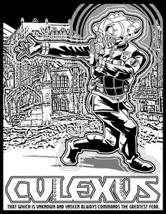 Culexus by Lord-Solar on DeviantArt