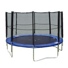 Super Jumper 14' Trampoline Combo with Enclosure & Reviews   Wayfair Supply