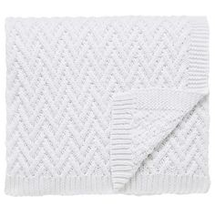 Fable White 'Larra' throw | Debenhams