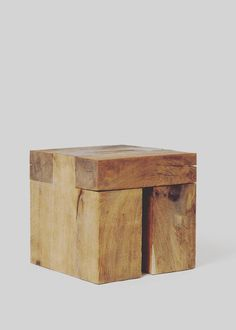 faye toogood. instagram. sculptors stool. oak