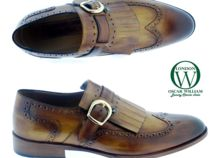 Handmade Classic Kiltie Shoes (Cecil)  thumbnail image
