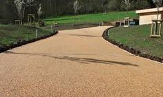 Image result for hoggin paths with edging