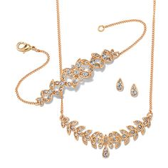 Avon Representative Exclusive! Charming Leaves 3 Piece Gift Set