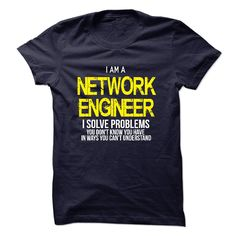 I am a Network Engineer T-Shirts, Hoodies. VIEW DETAIL ==►…