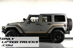 2013 Custom Jeep Wrangler Unlimited Lifted For Sale!  $53,378