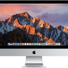 Apple iMac with Retina display All-in-One Desktop Computer, Quad-core Intel Core RAM, Silver Mac Mini, Apple Iphone, Apple Desktop, Iphone 10, Mac Pro, Magic Mouse, Quad, Wi Fi, Apple Pencil