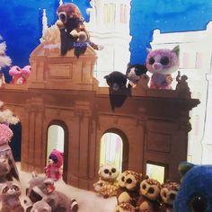 #Peluches #BeanieBoos de #Ty en la #PuertadeAlcalá de #Madrid :) #fnac #FnacCallao #Callao #pelucheando #softtoys #plush #instatoys